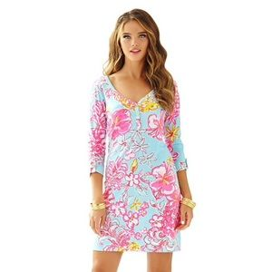 Lilly Pulitzer Palmetto T-Shirt Dress
